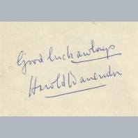 Harold Warrender