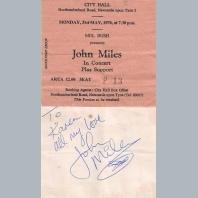 John Miles