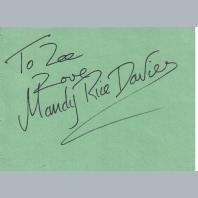 Mandy Rice Davies