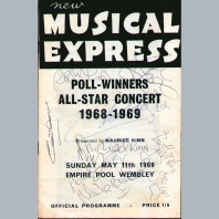 Musical Express Poll Winners