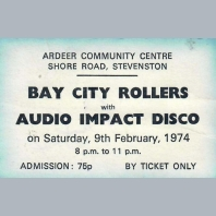 Bay City Rollers Autographs