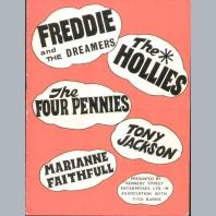 Freddie & The Dreamers Programme