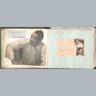 Autograph Book (1930s Big Band)